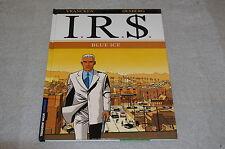 IRS T3 Blue Ice / Vrancken / Desberg // Le Lombard