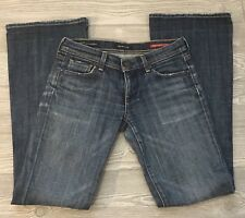 Women's Citizens of Humanity Jeans Ingrid #002 Low Waist Flare Stretch Size 26
