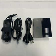 Dell M109S DLP Black Mini Portable On the Go Projector - Excellent