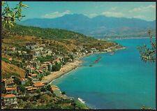 AA1157 Salerno - Provincia - Pollica - Pioppi - Panorama