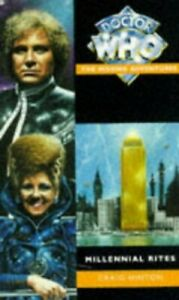 Millennial Rites (Doctor Who Missing Adventures S.) by Hinton, Craig Paperback