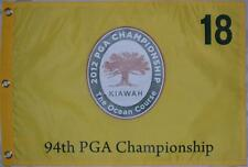 2012 OFFICIAL PGA Championship (KIAWAH The Ocean Course) SCREEN PRINT Golf Flag