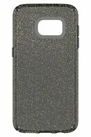 Speck CandyShell Cell Phone Case for Samsung Galaxy S7 (Obsidian Gold/Black)