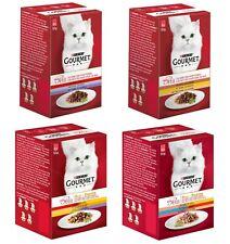 Gourmet Mon Petit Duo Cat Food | Cats  | 36  | 48  | 108