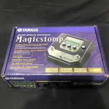 Yamaha Magicstomp II UB99 Effects Processor Works but Left Footswitch defective