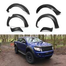 Ford Ranger T6 Raptor 2012-2015  MATTE BLACK XO Wide Wheel Arch Kit - Flares