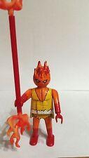 playmobil señor del fuego villanos marvel custom