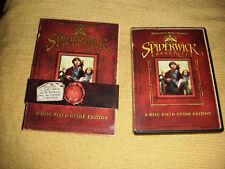 rare Field Guide Edition THE SPIDERWICK CHRONICLES fantasy 2008 DVD near NEW R4