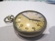 vintage  pocket watch military