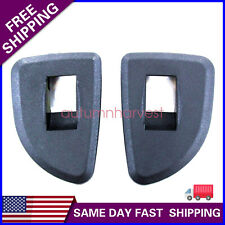 Rear Window Switch Bezels Covers Left & Right Fit for Silverado/Sierra 2009-2013