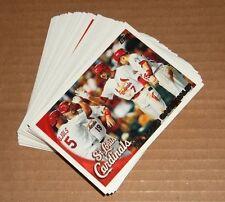 St Louis Cardinals Team Set 40 Cards 2010 Topps 1 2 Update w League Leaders