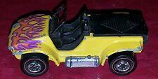 Hot Wheels Redline Sand Drifter 1974 Yellow Authentic