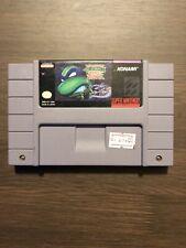 Teenage Mutant Ninja Turtles: Tournament Fighters Super Nintendo 1993 Snes Tmnt