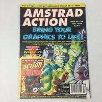 Amstrad Action Magazine, Issue No 106 July 1994 (Amstrad CPC 464,664,6128)