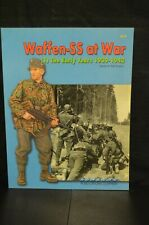 CONCORD Waffen - SS at War the early years 1939 -42