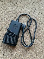 OEM Dell Latitude 90w slim AC adapter power supply charger  LA90PM130 6C3W2
