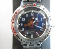 Watch Vostok Amphibian Orange Scuba Dude Diver Russian 200m Read Description