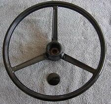 CASE COLT GARDEN TRACTOR FUNCTIONAL STEERING WHEEL AND CAP