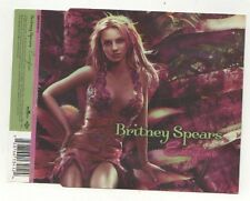 britney spears -everytime european promo cd