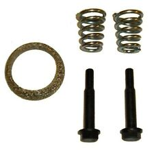 EMG060 TOYOTA YARIS EXHAUST REAR SILENCER BACK BOX FITTING KIT