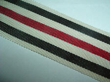 MEDAL RIBBON-GOOD QUALITY GERMAN WW1 HONOUR CROSS NON COMBATANT HINDENBURG CROSS