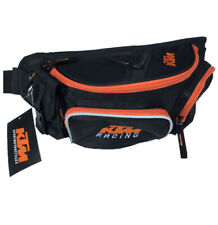 Black KTM Motorcycle Bike Riding Waist Bum Bag Fanny Pack Phone Wallet Carry