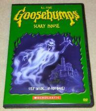 Goosebumps - Scary House (DVD, 2005) FS  R.L. Stine  HORROR *HALLOWEEN