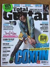 Total Guitar magazine & CD Volume 227, July 2012