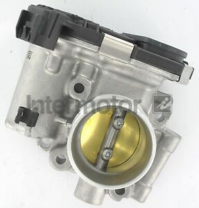 Throttle Body fits DODGE NITRO 2.8D 07 to 12 Intermotor Top Quality Guaranteed