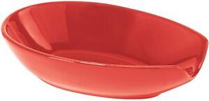 Oggi 5429.2 Ceramic Spoon Rest, Red
