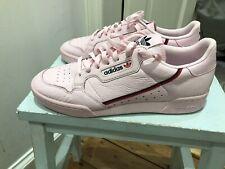 Adidas Originals Continental 80 Classic Pink Size 11.5 Brand New