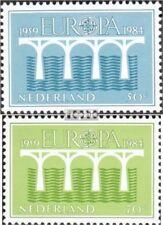 Nederland 1251A-1252A postfris 1984 Europa