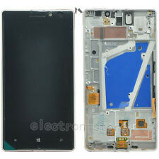 White Screen LCD Display+Touch Digitizer +Frame for Nokia Lumia 930 n930