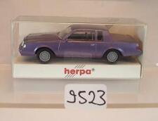 Herpa 1/87 Nr. 021494 Buick Grand Prix violett USA Serie OVP #9523