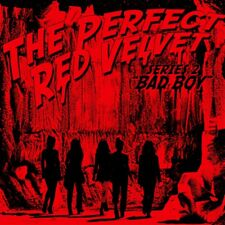 RED VELVET - The Perfect Red Velvet [REPACKAGE] CD+Poster+Free Gift+Tracking no.