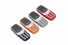 Mini cellulare l8star bm10 smartphone gsm bluetooth dual sim mp3