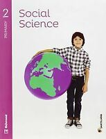 (15).SOCIAL SCIENCE 2ºPRIMARIA (STUDENT+CD). ENVÍO URGENTE (ESPAÑA)