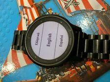 Garmin Fenix 6S Sapphire 42mm Case with Metal Strap GPS Running Watch