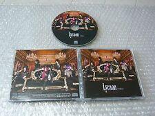 Lycaon CD single gossip / Japan import / Japan visual Kei