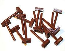 15x LEGO® Besen 3835 NEU braun Pushbroom reddish brown
