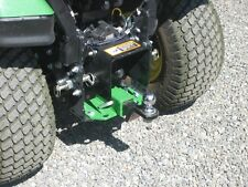 Receiver Hitch for John Deere 1023E & 1026R sub compact tractors