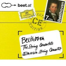 EMERSON BEETHOVEN THE STRING QUARTETS 7 CD CLASSICAL MUSIC NEW SET