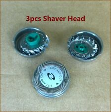 3pcs Replacement Shaver Heads fits Philips HQ64 HQ54 HQ6070 HQ7310 HQ7320 PT710