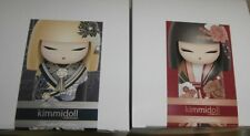 KIMMIDOLL COLLECTION  LTD EDITION KGFLE19 & KGFLE20  MINT & BOX NEW AS 08/2019