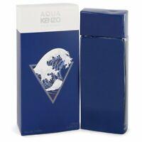 Aqua Kenzo Cologne By Kenzo Eau De Toilette Spray For Men 3.3 oz