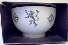 Game Of Thrones Stoneware Sigils Cereal or Soup Bowl Boxed