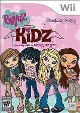 Brand New Sealed Bratz Kidz w/Compact Mirror (Nintendo Wii, 2008)