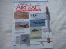 World Aircraft Information Files No 170  i1-28 beagler poster + briefing
