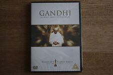 Gandhi (2011) - Ben Kingsley - Region 2 (UK) DVD - FREE UK 1ST CLASS P&P