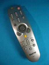 Sanyo CXHS Projector Remote Control for PLV-60 PLC-XP35 PLC-XP30 PLC-XP40 - Used